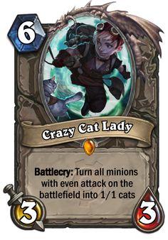 Fun card created by me