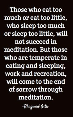 The end of sorrow through meditation.(The Bhagavad Gita) Spiritual Wisdom, Spiritual Awakening, Wisdom Quotes, Life Quotes, Geeta Quotes, Einstein, Well Said Quotes, Pose, Bhagavad Gita