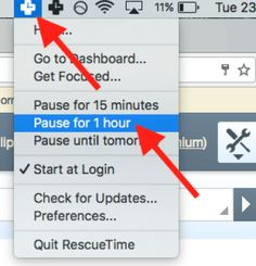 The Ultimate Guide to Use Rescue Time App to Track Productivity Productivity Apps, Mac, Poppy