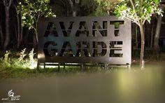 Avant Garde Panel, by Dimitris Zelios Laser Cutting 3mm Steel