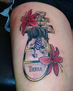tattoo rayuela!  gracias a todos por la confianza!