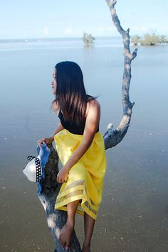 Jehan's World: Yellow For Summer