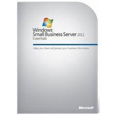 Microsoft Win Small Business Server Essentials 2011 64Bit, (microsoft windows home server 2011, microsoft, operating system, operating systems, software, windows)