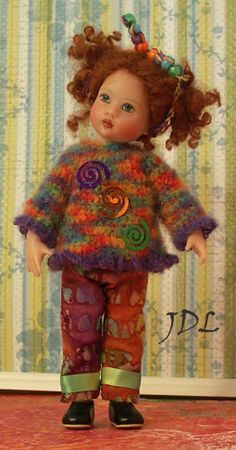 Doll Clothes for Riley Kish by JDL Doll Clothes