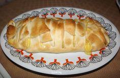 Pandora by Liliana Pinto: Receitas: Stromboli delicioso
