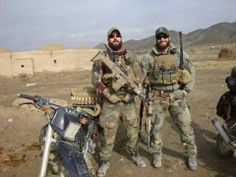 Operators, operating. I think they are MARSOC