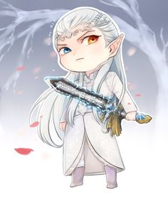 Ice fantasy younger prince