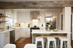 Love the backsplash tile. Find the best of Property Brothers from HGTV