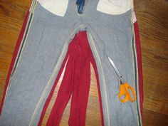 Estrechar pantalones