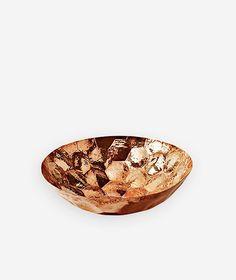 Copper Hex Bowl