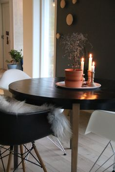 NEVER ENDING STORY… Ending Story, Dining Table, Furniture, Home Decor, Decoration Home, Room Decor, Dinner Table, Home Furnishings, Dining Room Table