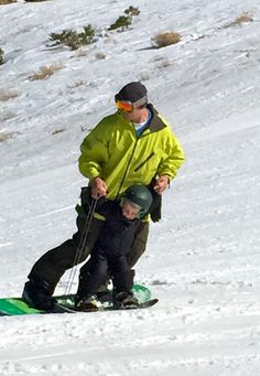 Teach your kid to ride with Board Monkey training harness. www.board-monkey.com