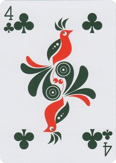 Russian Folk Art Playing Cards - Art of Play