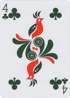 Russian Folk Art Playing Cards - Art of Play