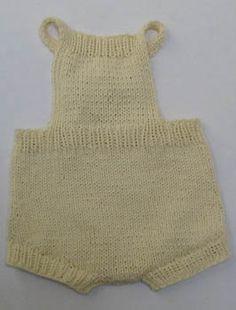 Lesley Baby Sunsuit