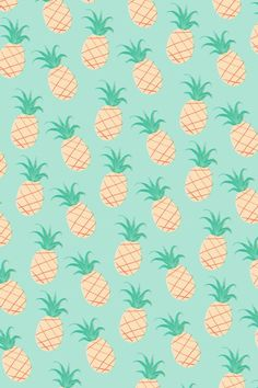 Pineapple cute