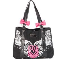Gotta see this cool Metal Mulisha Women's Backfire Tote Medium Purse