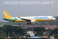 Cebu Pacific Airbus A321-211 (Airliners.net)