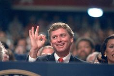 Holding a political convention in a venue as large as the Superdome was a bold experiment. Dan Quayle, Trump Photo, National Convention, Presidential Candidates, Dumb And Dumber, New Orleans, Politics, Hollywood, Illuminati