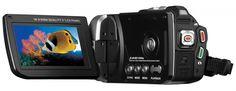 DXG Debuts Waterproof Camcorder