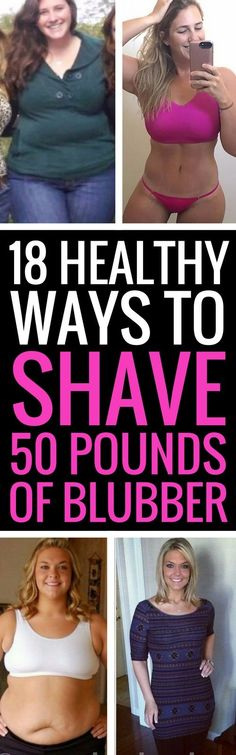 18 healthy ways to lose weight fast.
