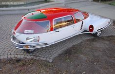 """1974 - Highway Aircraft Corporation's """"Fascination"""" Concept (1)"""