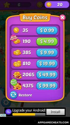Lollipop: Sweet Taste Match3 Hack, Tips & Cheats for Gold Coins, Powerups, & Moves  #Lollipop:SweetTaste #Match3 #Puzzle http://appgamecheats.com/lollipop-sweet-taste-match3-tips-cheats-hack/