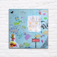Paris A Print