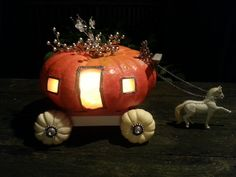 Cinderella pumpkin!