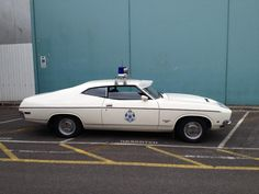 """Historic"" Australian Police cars - Page 5 - Australian Ford Forums"