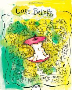 ... Quotes, Eccentrity Quotes, Art Journals, Cores Belief, Quotes Journals