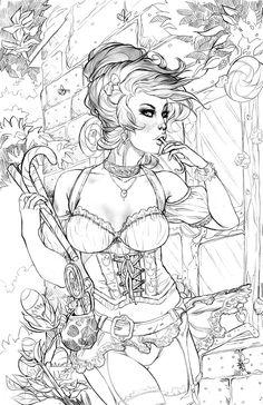 Parkers Gretel high res by ToolKitten.deviantart.com on @deviantART
