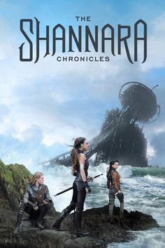 The Shannara Chronicles (2016) Season 1, 10 Episodes | 42min | Adventure, Fantasy, Sci-Fi | MTV, Netflix | シャナラ・クロニクルズ シーズン1 全10話