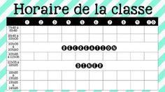 La classe de Karine: Préparer la rentrée - Partie #5!