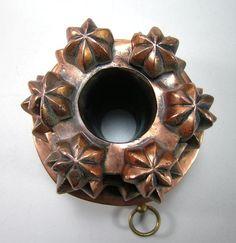 Vintage Antique Heavy Copper Mould Mold | eBay