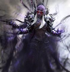 Sylvanas from World of Warcraft Cosplay Art Warcraft, World Of Warcraft 3, World Of Warcraft Characters, Star Citizen, Lady Sylvanas, Warrior Images, Sylvanas Windrunner, Marvel Art, Fantasy Artwork