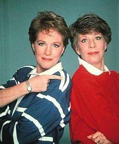 Julie Andrews  n Carol Burnett