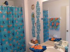 Find This Pin And More On Redecorating Ideas Move Nemo To The Bathroom
