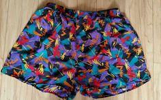 Beatles Magical M Tour Album 1991 Apple Silk Shorts Boxers Clothing Size M Rare!
