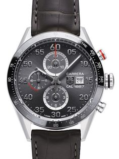TAG Heuer Carrera Calibre 1887 Chronograph CAR2A11.FC6313