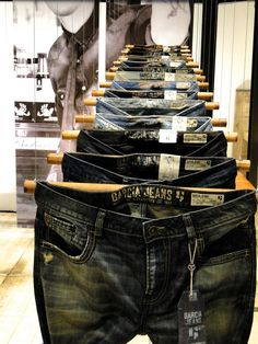 Garcia Jeans, retail design, interior design, booth, fair, CIFF Copenhagen, concept, design, production, installation, visual merchandising #denim: