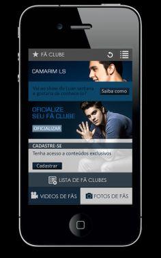 Fã Clube - Mobile