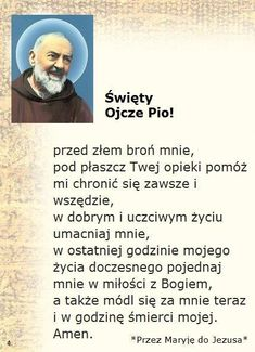 Święty ojcze Pio I Love You, My Love, Music Humor, God Loves You, Mother Mary, My Father, Gods Love, Amen, Catholic
