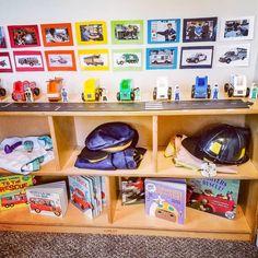 Toy Storage, Storage Ideas, Community Helpers, Shelfie, Playroom, Liquor Cabinet, Kids Room, Teacher, Rooms