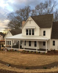 We received this photo from a new client who visited our Auburn farmhouse and will be designing a similar home. We are so excited with how…