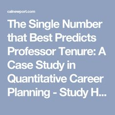 The Single Number that Best Predicts Professor Tenure  A Case     Pinterest Upskilling allows you to gain exclusive skills through qualifications and  makes you a more competent employee