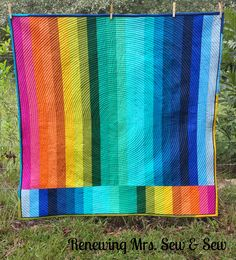 Hi Quilty Friends!  I finally have something to blog about a quilt finish yay!   I have been showing the progress of this baby quilt over o...