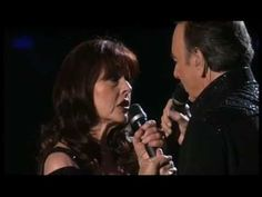 """Wonderful interpretation of """"You don't bring me flowers anymore""""  I always looked at this song as the end but this gives a whole new meaning and  new starting point to try again.  Neil Diamond"""