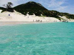 As 6 praias mais bonitas do Rio de Janeiro-Praia do Farol - Arraial do Cabo