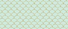20 Free Mint Green and Gold Background Patterns